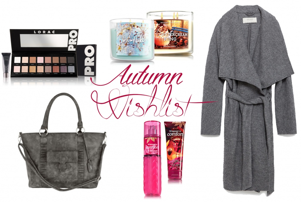 wishlist autume