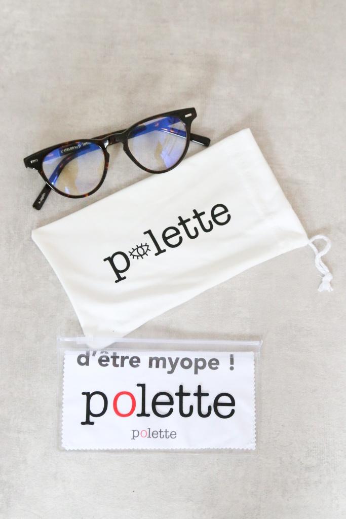 e-polette lunettes